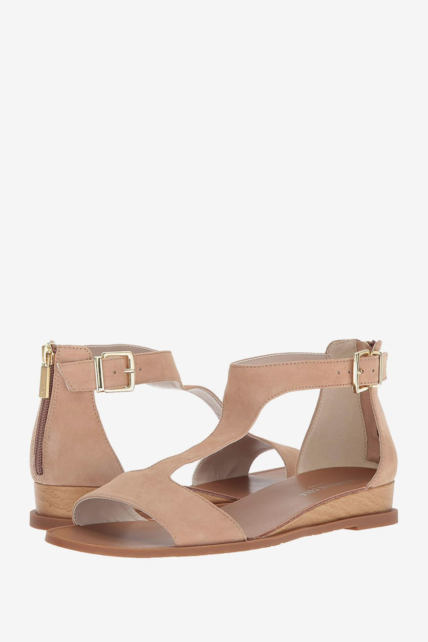 Womens Judd Sandals, Dark Beige