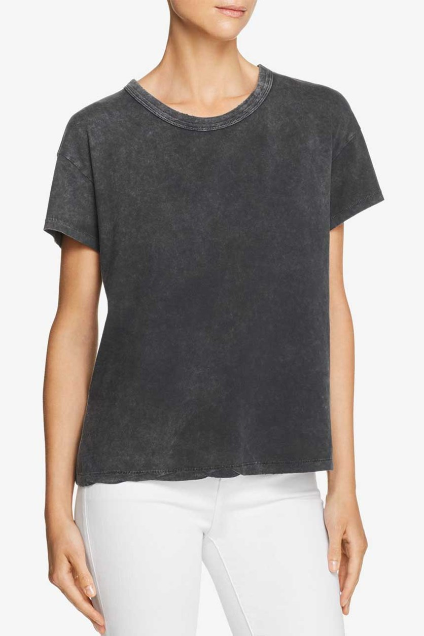 Wash Out Tee, Black