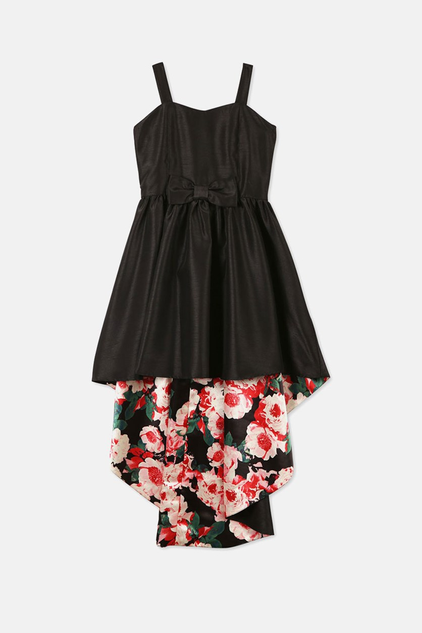 Girls' Special Occasion Dresses, Black/Red
