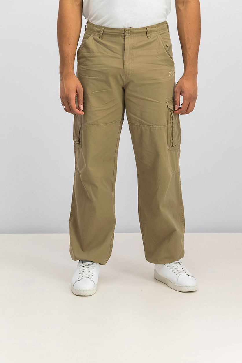 Men's Cargo Pants, Tan