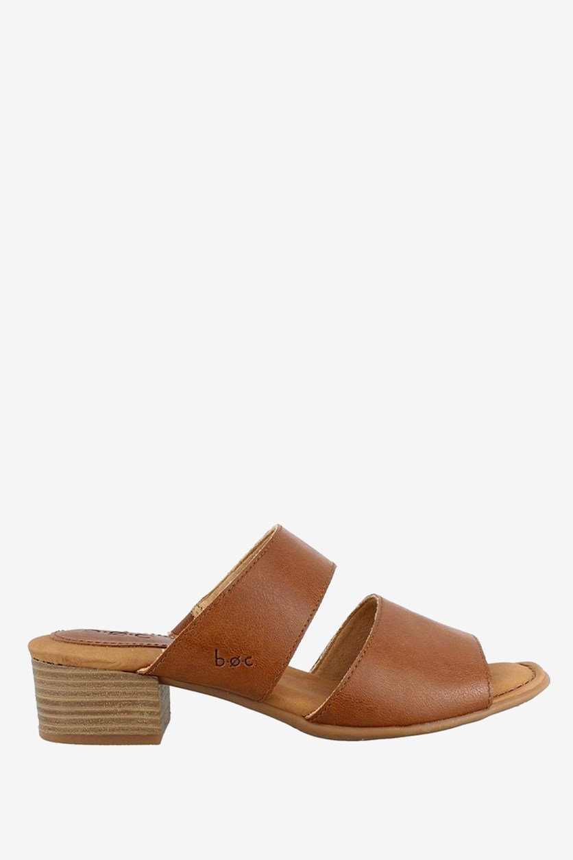 Lyanna Dress Sandals, Light Brown