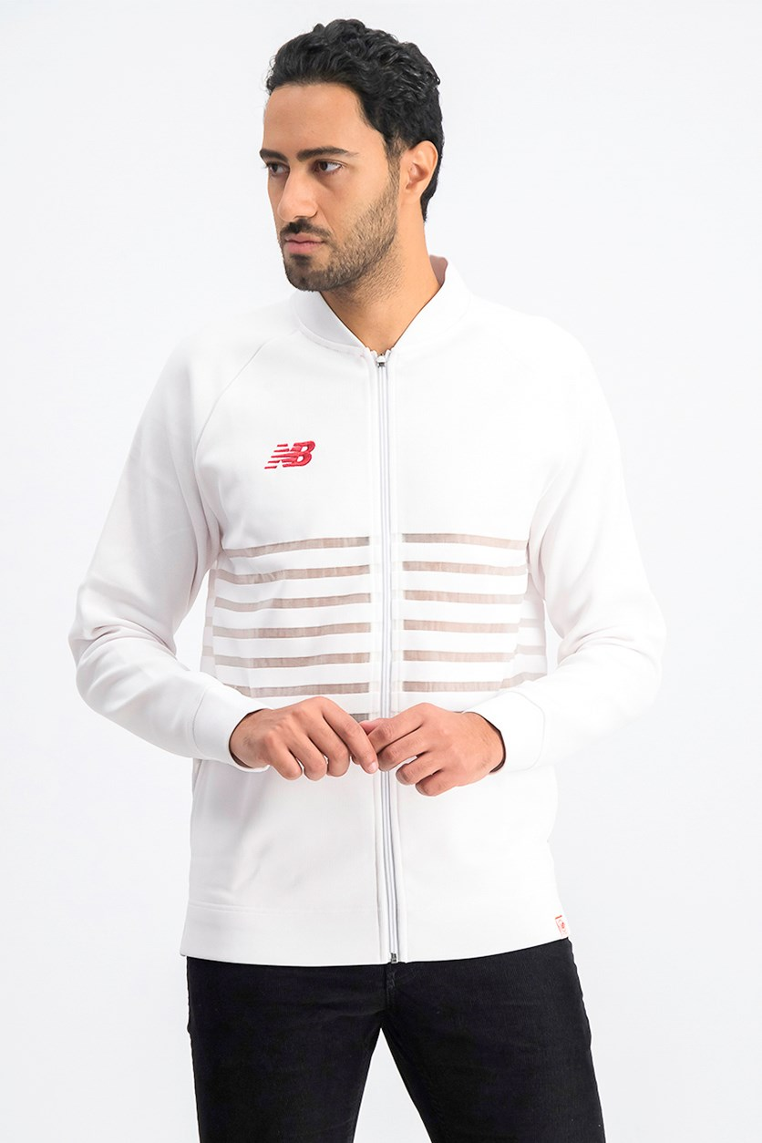 Pinnacle Tech Training Jacket, White
