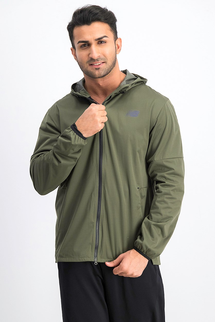 Men's Max Intense Jacket, Green