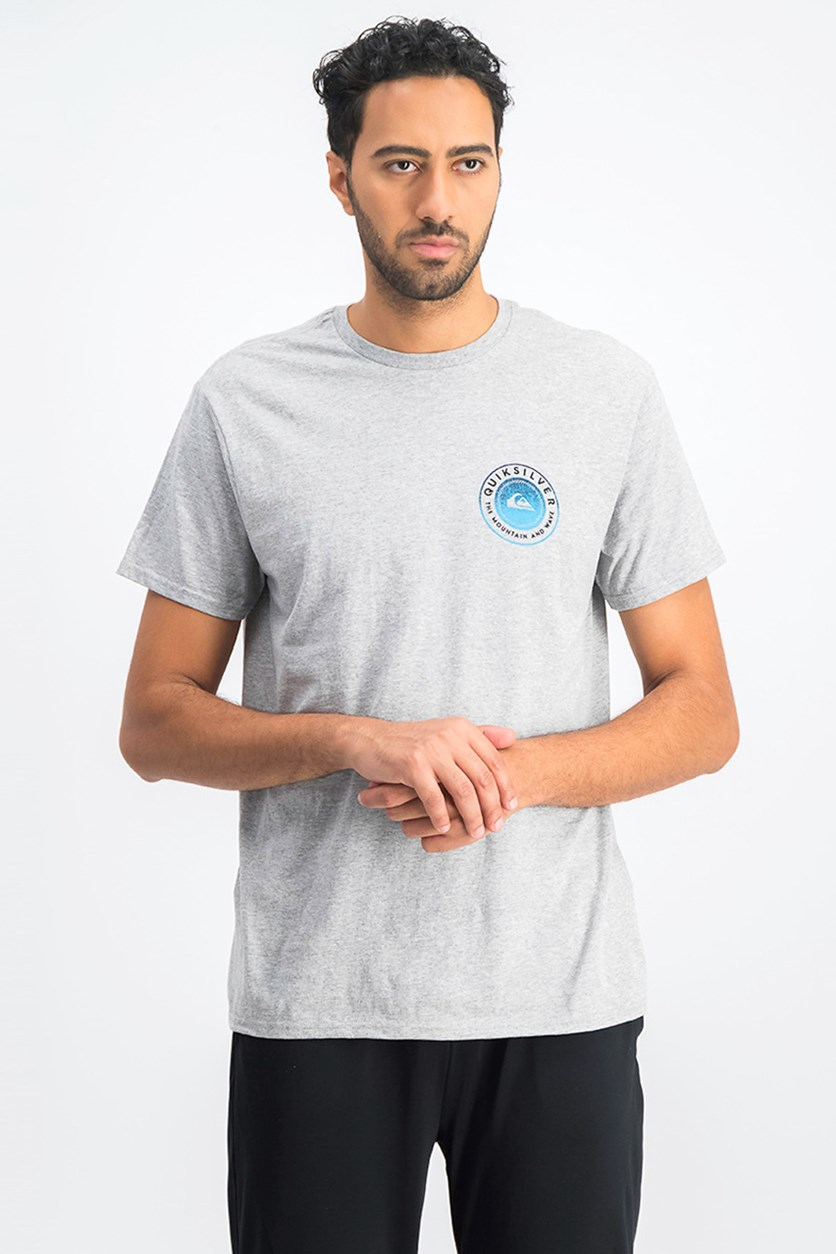 Men's Premium Fit Check Me Out T-Shirt, Grey Heather