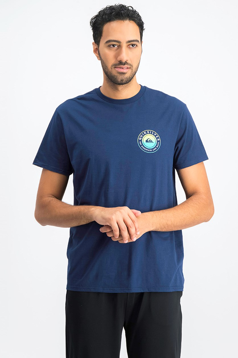 Men's Premium Fit Check Me Out T-Shirt, Navy