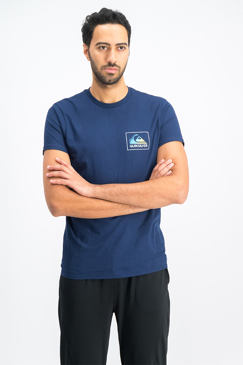 Men's Premium Fit New Wave T-Shirt, Navy