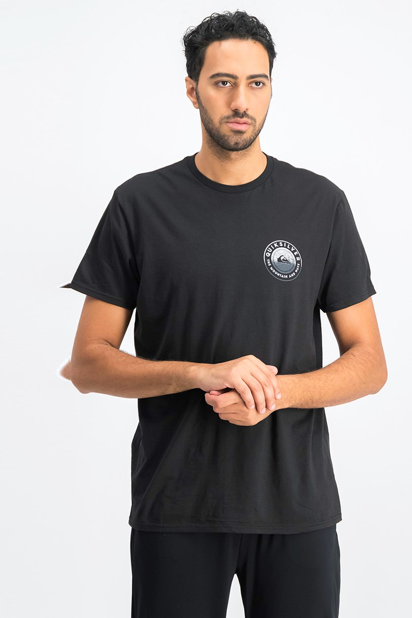 Men's Premium Fit Check Me Out T-Shirt, Black