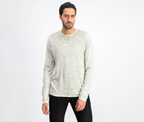 Buffalo David Bitton Men's Heathered Sweater, Fern
