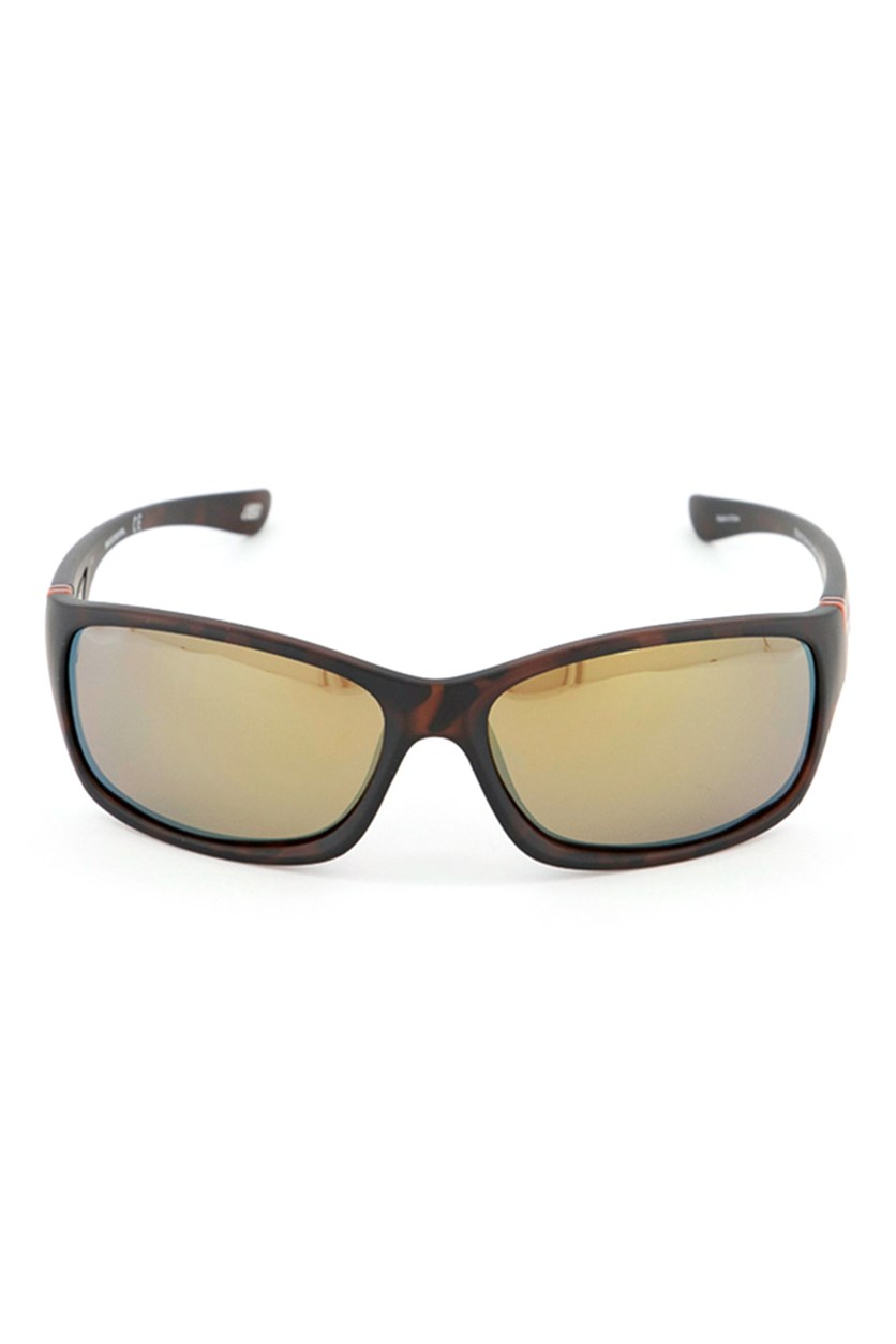 SE5085 TOR-1P Men's Sunglasses, Dark Brown
