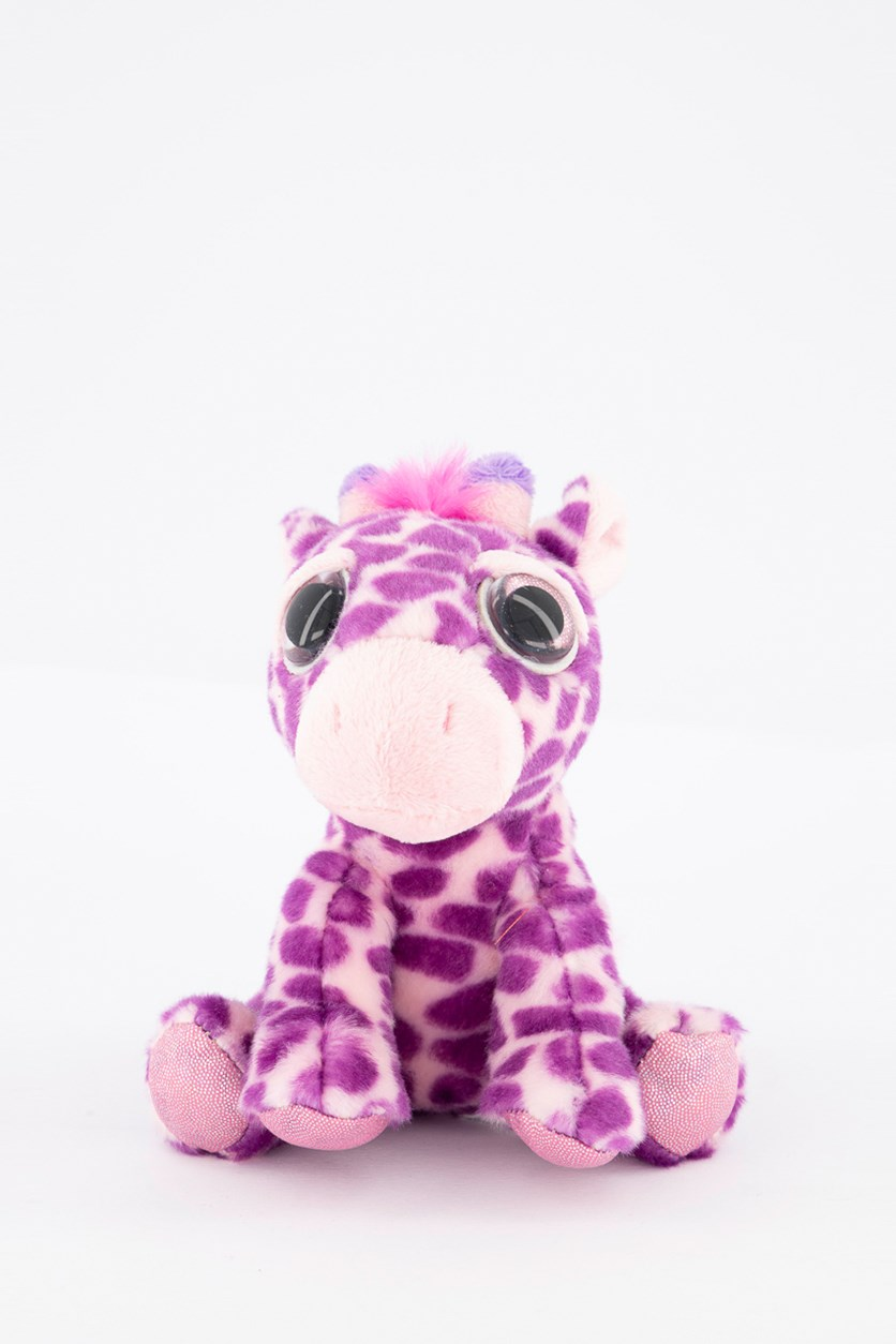Lil Peepers Pony Plush Toy, Purple