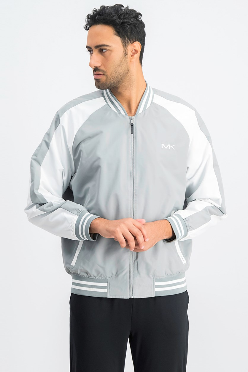 Men's Jacket, Neutral Grey