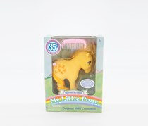 Butterscotch 35th Anniversary My Little Pony, Yellow