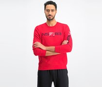 Nautica Men's Sweaters, Red