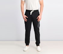 Men's Terry Pants, Black