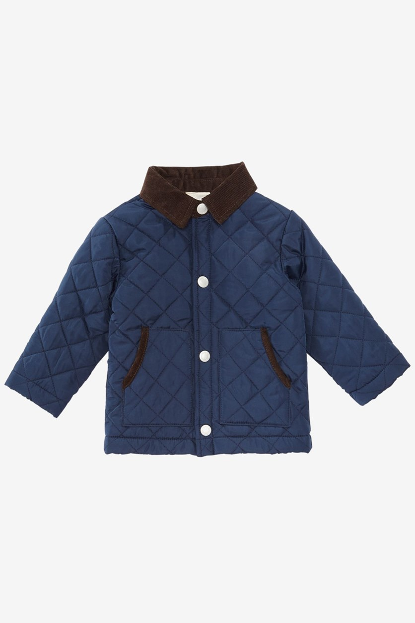 Toddlers Barn Jacket, Navy