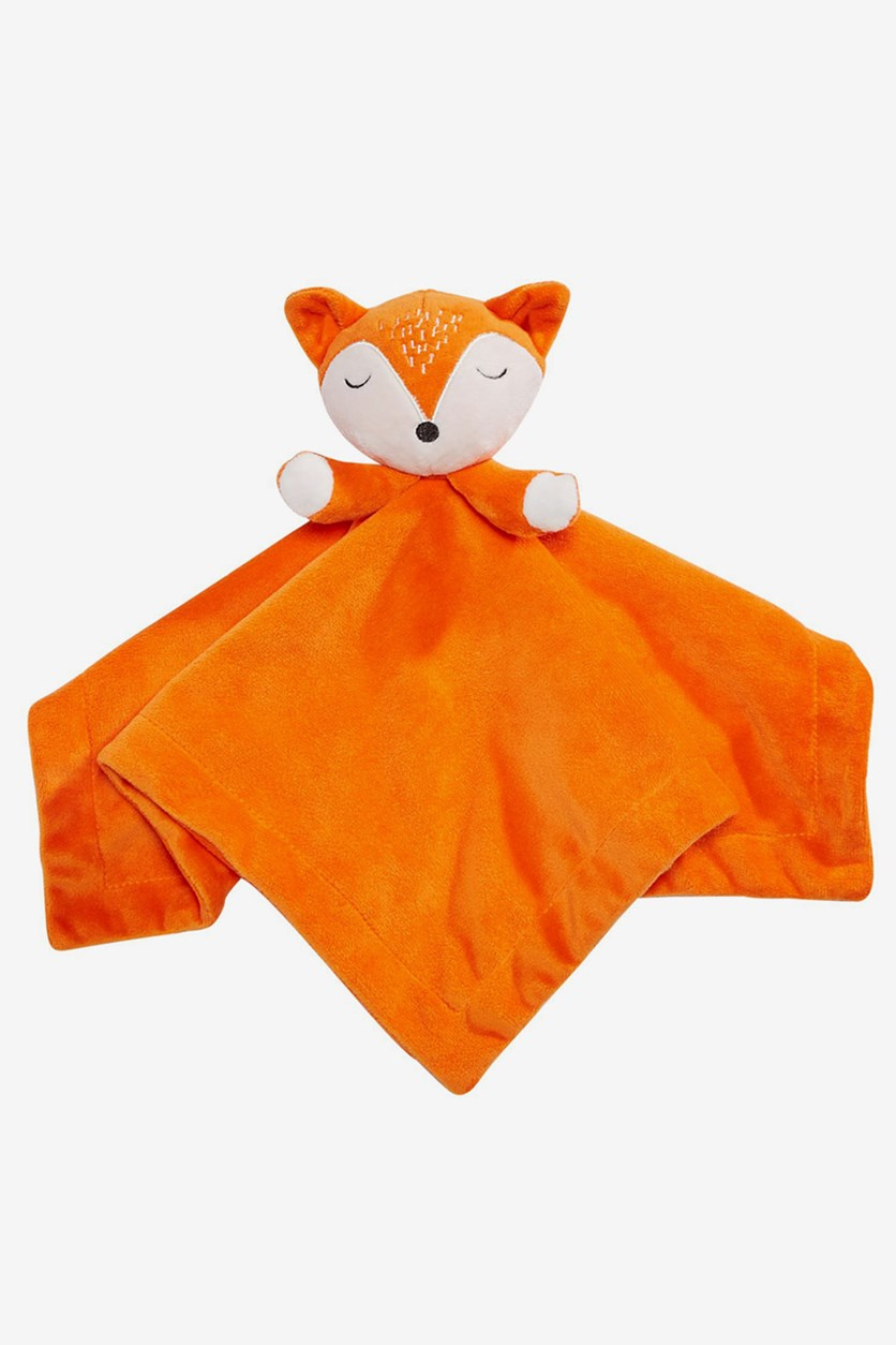 First Impressions Baby Boys & Girl's Fox Snuggler Blanklet, Autumn Glow