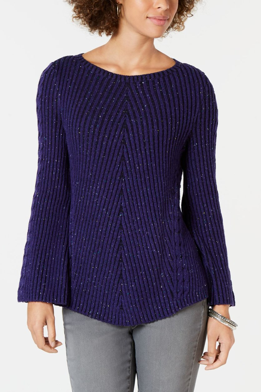 Women's Sweaters, Purple