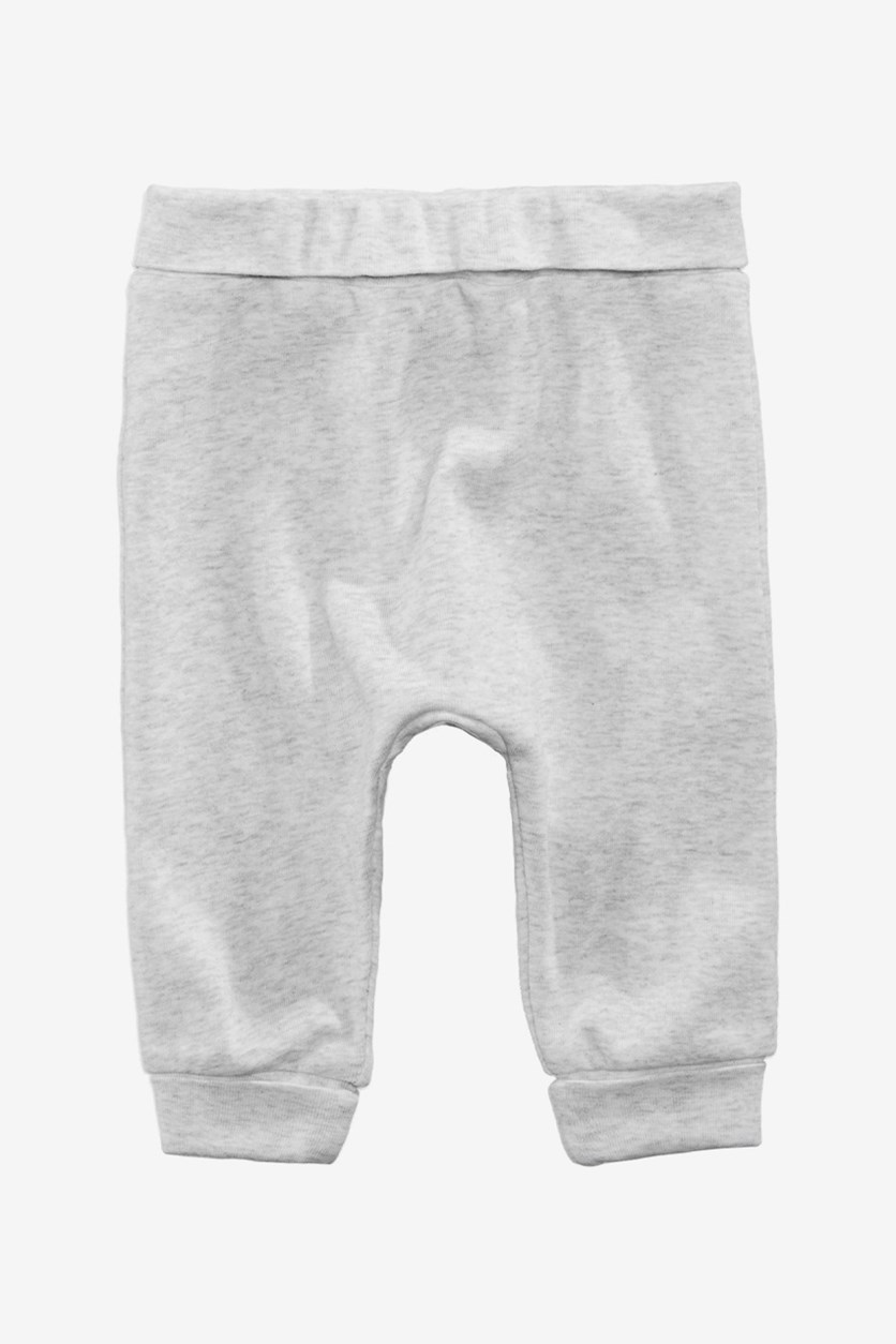 Baby Boys's Or Girls Cotton Yoga Jogger Pants, Grey