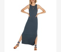 Scotch & Soda Women's Sleeveless Double Layer Maxi Dress, Navy