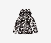 The Children's Place Toddlers Girls Hooded Jacket, Snow