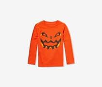 The Children's Place Little Boy's Graphic Print Tee, Flame