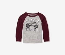 The Children's Place Toddlers Graphic Tops, Redwood