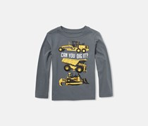 The Children's Place Baby Graphic Shirt, Storm