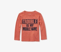The Children's Place Toddler Graphic Shirt, Tuscan Clay