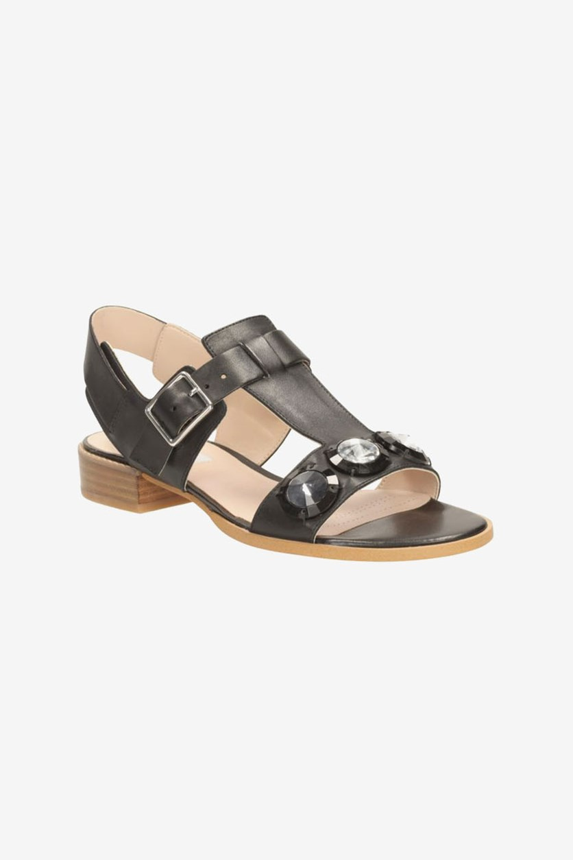 Women's Bliss Melody Sandals, Black