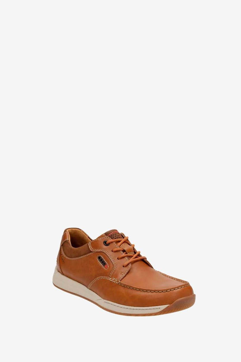 Men's Javery Time Casual Shoes, Tan
