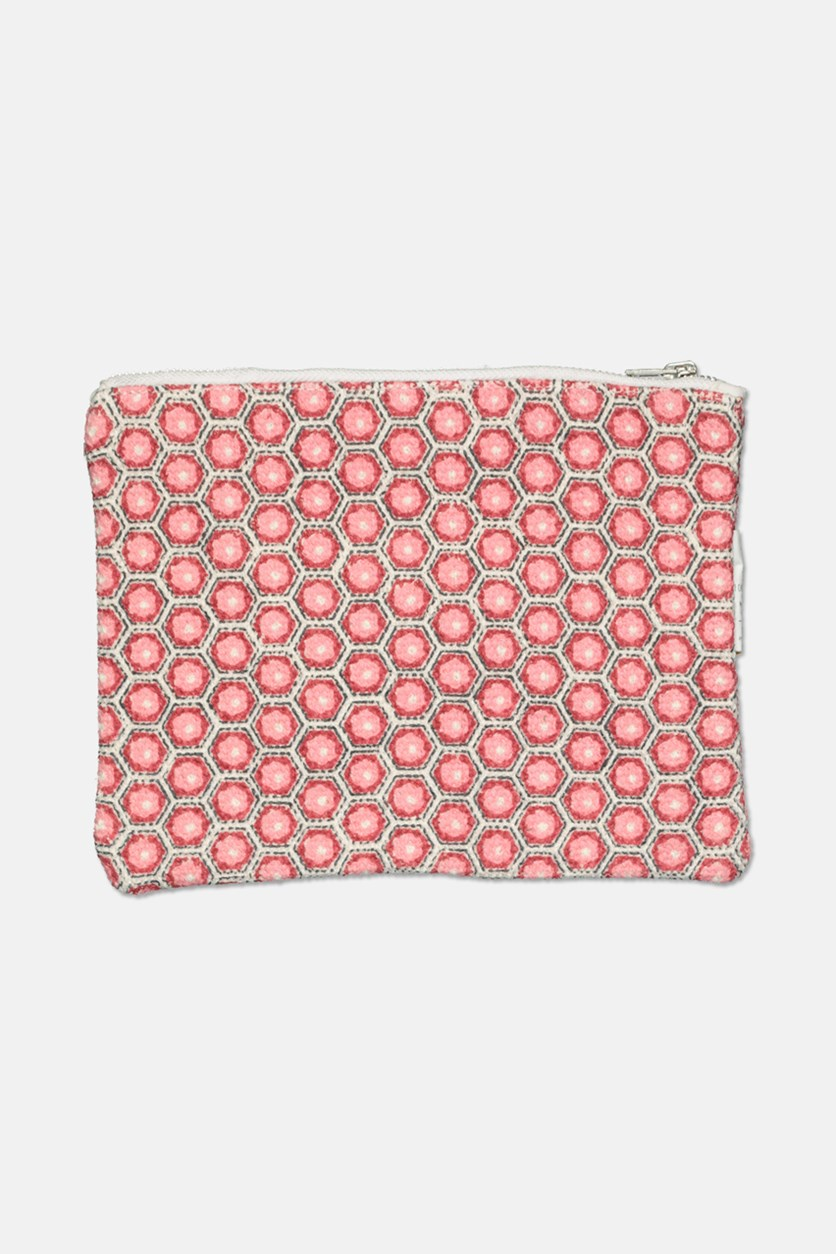 Risen Rouge Pouch, Pink