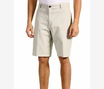 Mens Classic-fit Casual Chino Shorts, Biege