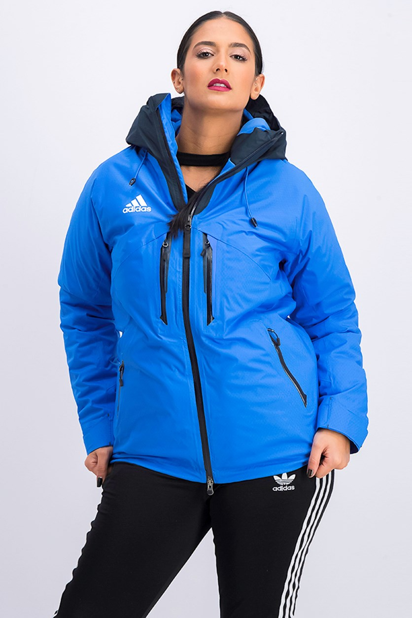 Women's Coach Jacket, Blue
