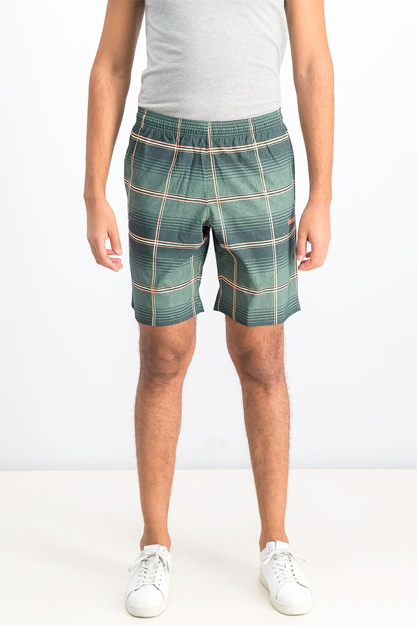 Men's Short, Green