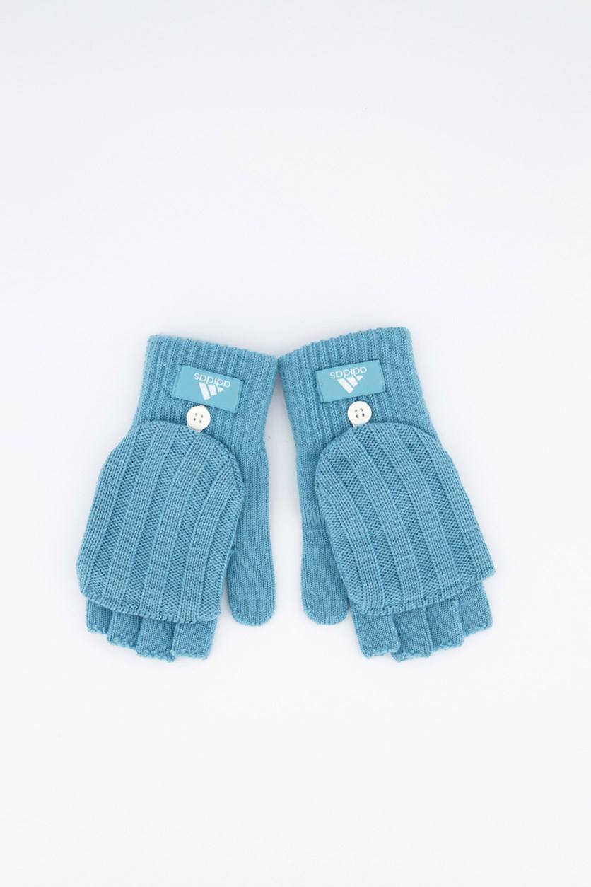 Women's Gloves, Sky Blue