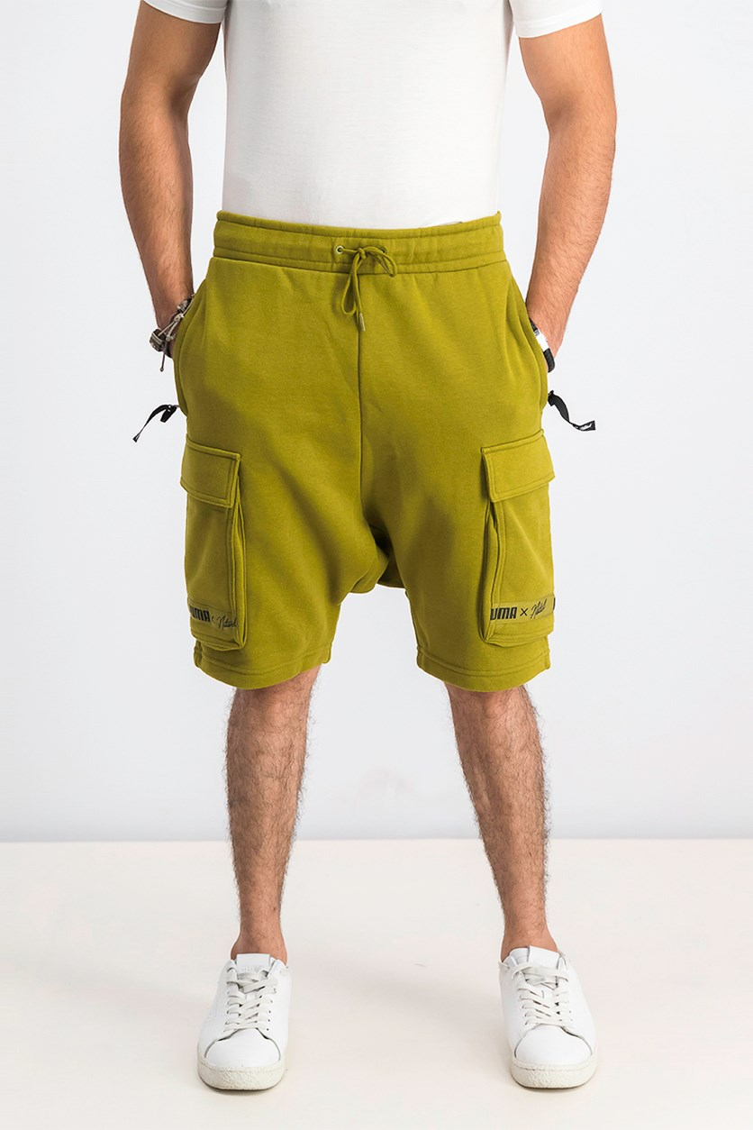 Men's Naturel Shorts, Olive