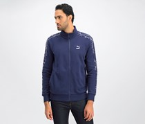 Puma Men's Knitted Jacket, Navy