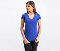 One Series Activchill Tee, Deep Cobalt