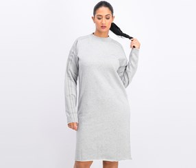 Adidas Women's Crew Dress, Heather Grey