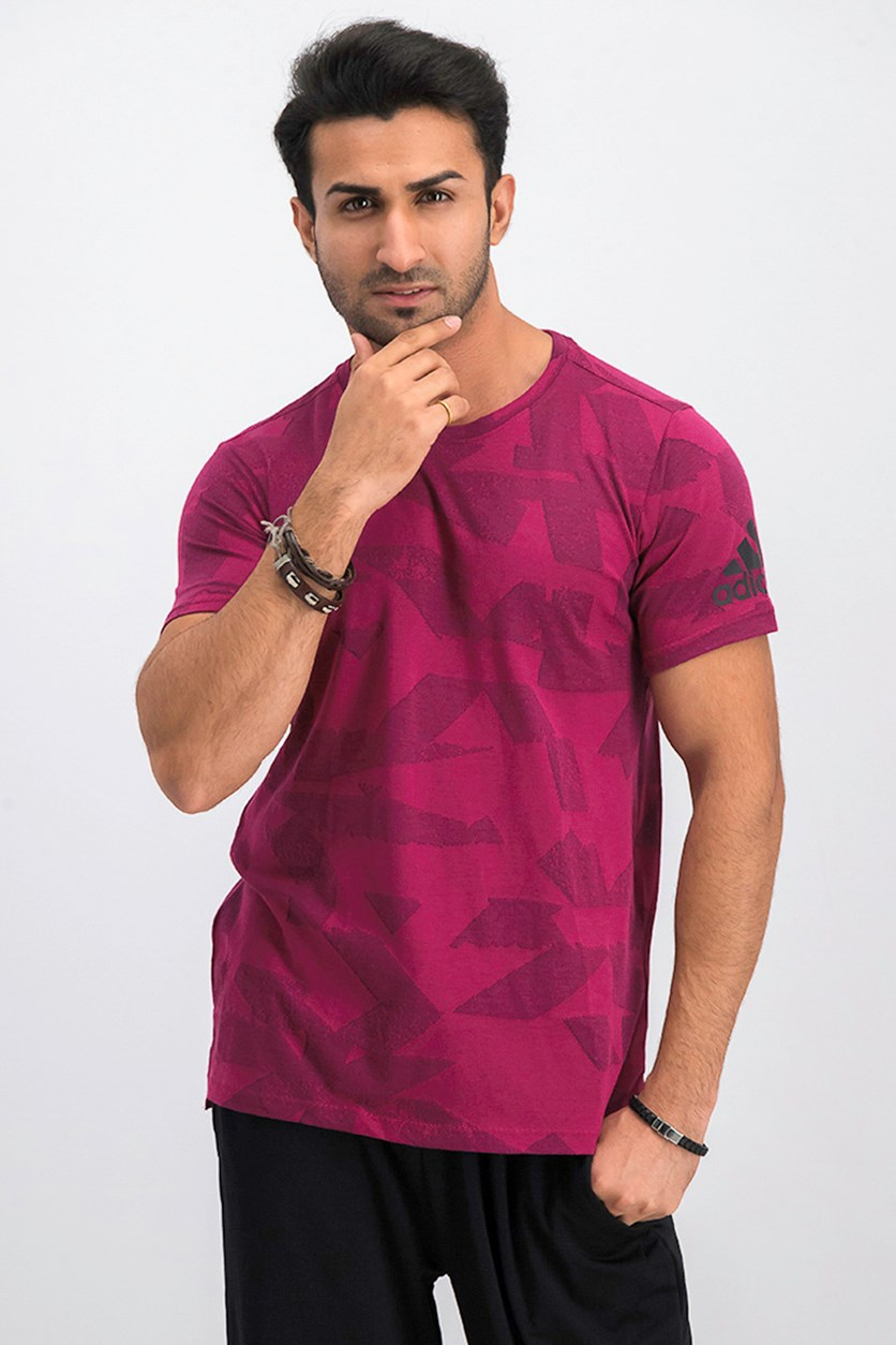 Freelift Elivated Tee, Mystery Ruby