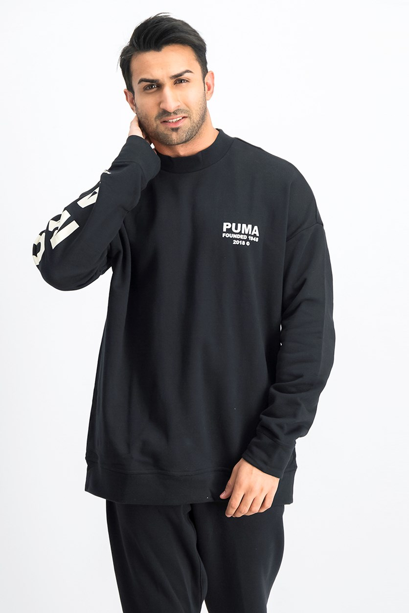 Mens Sweatshirt, Black