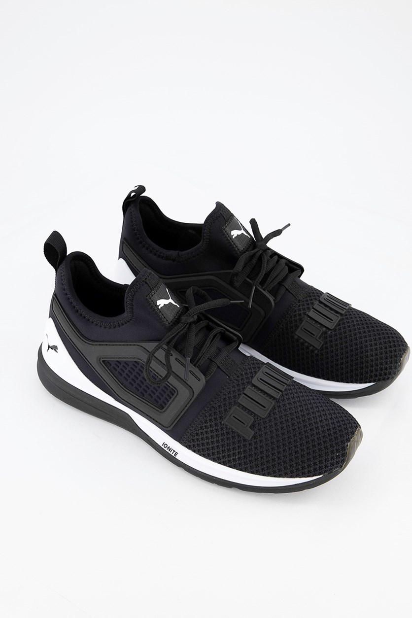 Men's Ignite Limitless Running Shoes, Black