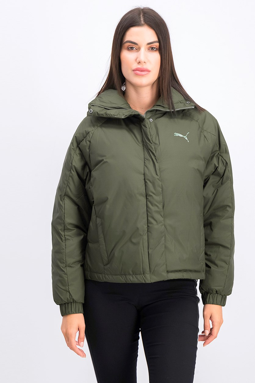 Women's 480 Down Jacket, Forest Night