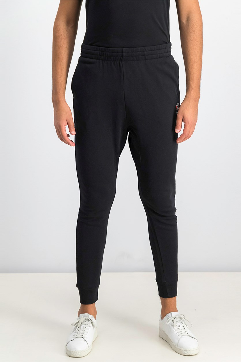 Classics French Terry Sweatpants, Black