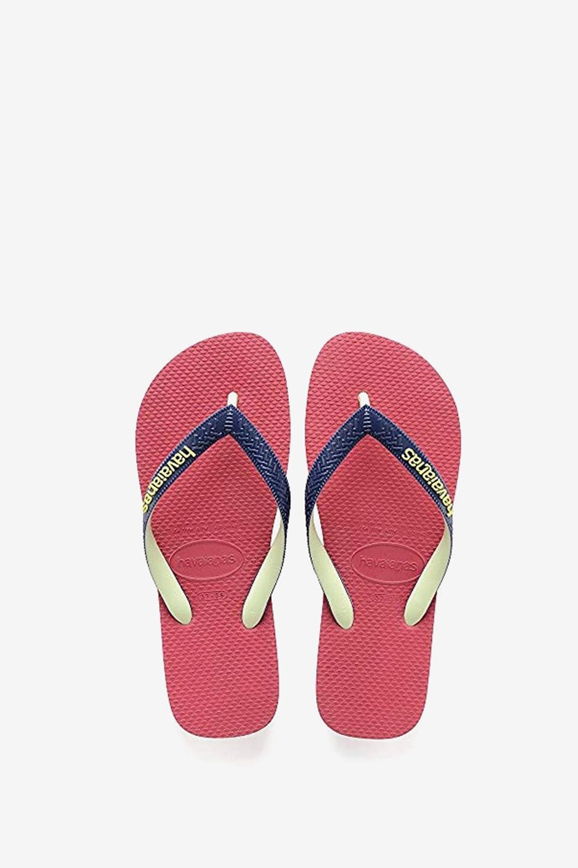 Unisex Top Mix Flip Flop, Flamingo