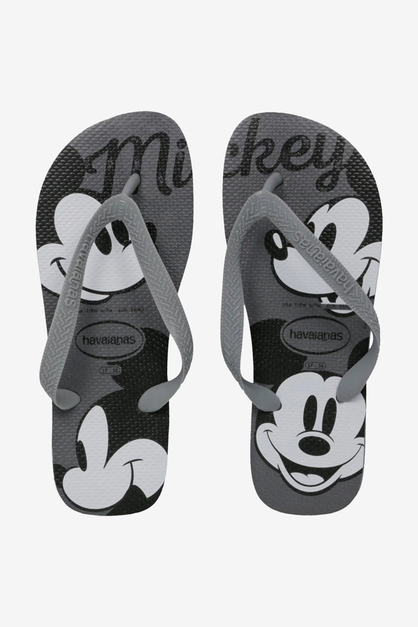 Kids Boys Disney Cf Slipper, Steel Grey
