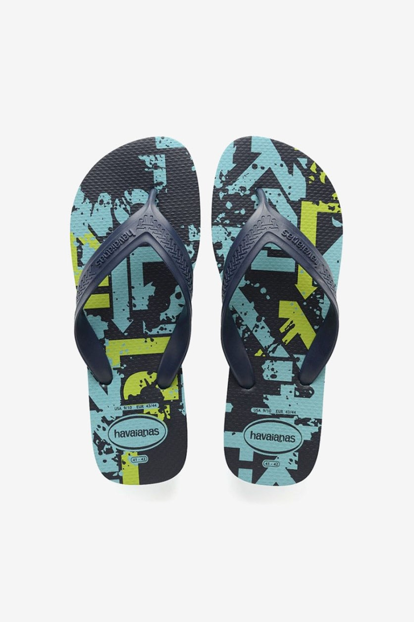 Top Max Street Flip Flop, Traditional Blue