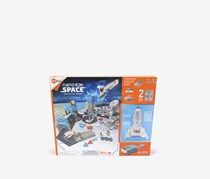 Hexbug Nano Space Galactic Base, Blue/Grey Combo