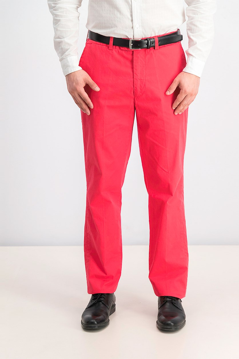 Men's  Westbury Chino Pants, Red