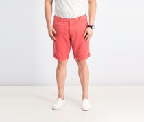 Men's London Core Stretch Shorts, Breton Red